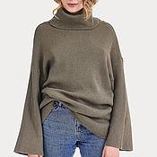 Одежда handmade. Livemaster - original item Sweater cashmere