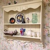 Для дома и интерьера handmade. Livemaster - original item 101. Shelf