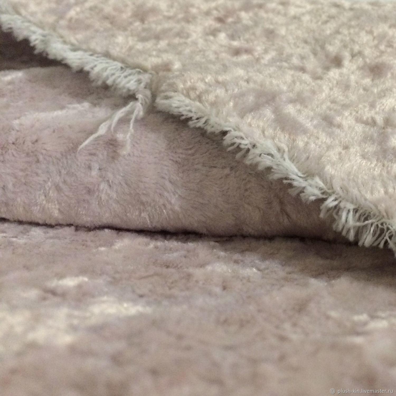 Бледно-розовый Плюш винтажный Советский плюш, Материалы, Краснодар, Фото №1