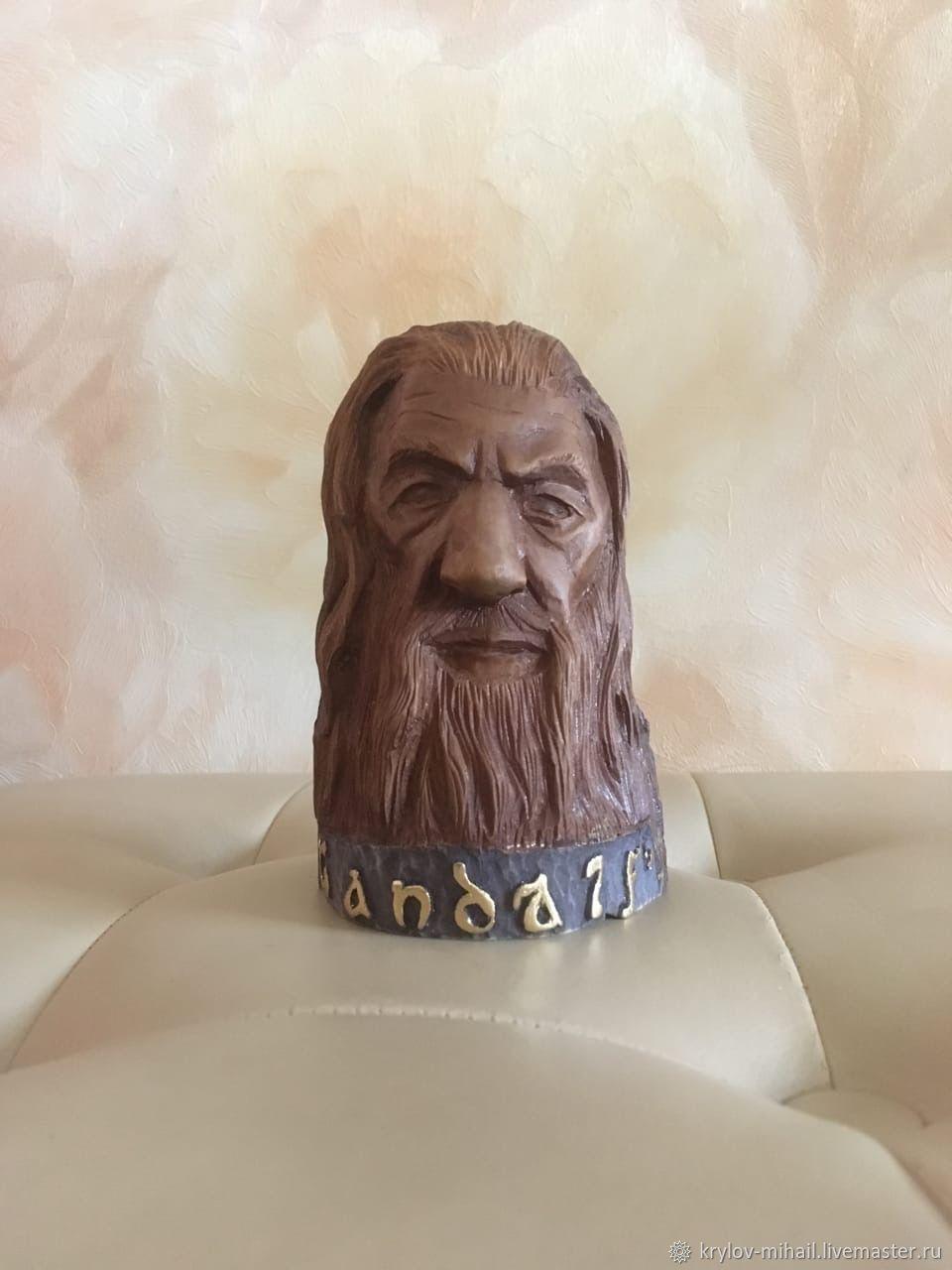 Sculpture ' Gandalf', Sculpture, Kostroma,  Фото №1