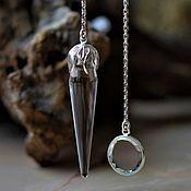 Фен-шуй и эзотерика handmade. Livemaster - original item The pendulum rhinestone. Handmade.
