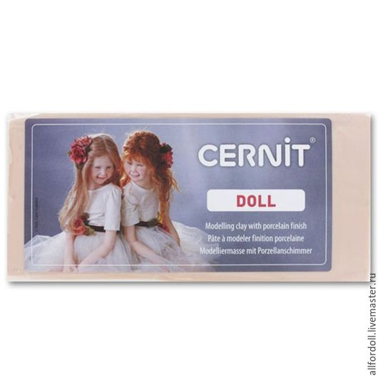 Куклы и игрушки ручной работы. Ярмарка Мастеров - ручная работа. Купить CERNIT Doll Collection. Телесный. Handmade. Кремовый, цернит