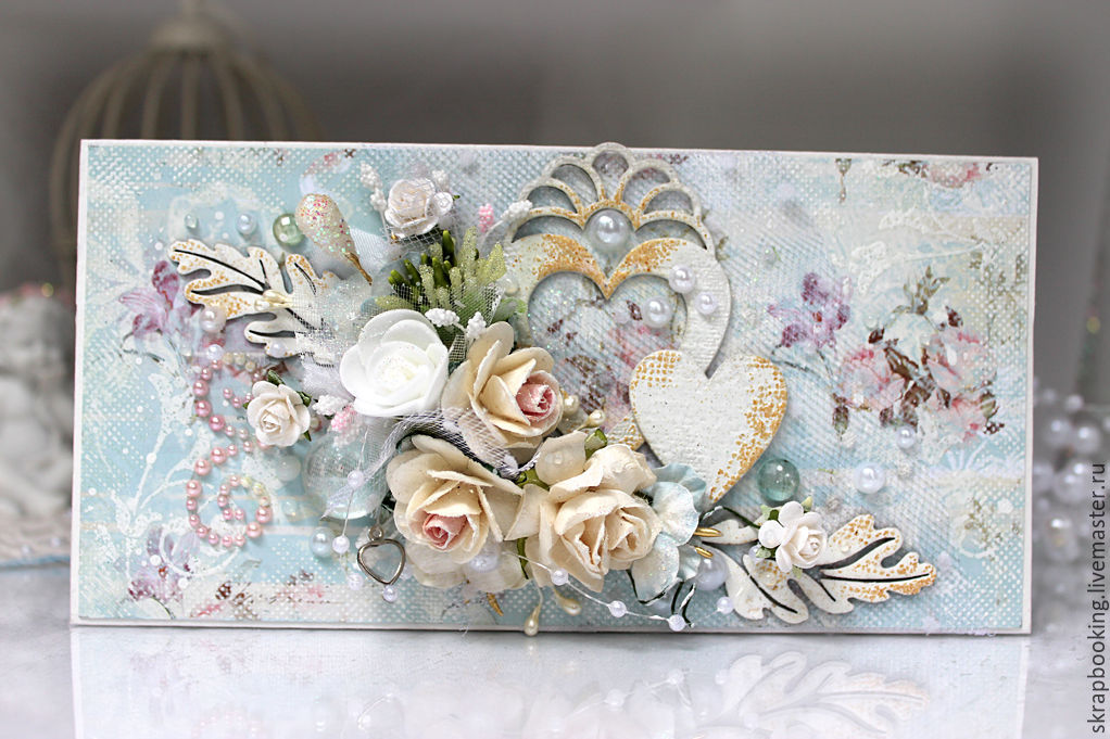 Wedding Envelope For Money Gift Shop Online On Livemaster With