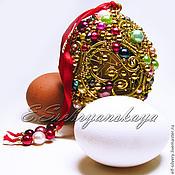 Подарки к праздникам ручной работы. Ярмарка Мастеров - ручная работа ВОЛШЕБСТВО (пасхальное яйцо). Handmade.