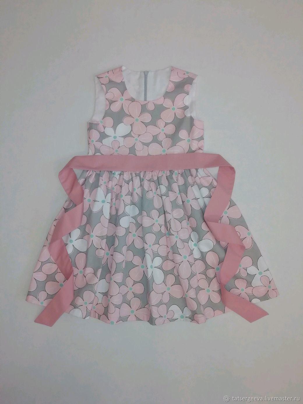 Детское платье Изысканная скромность