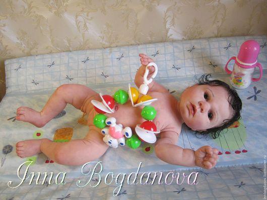 Куклы-младенцы и reborn ручной работы. Ярмарка Мастеров - ручная работа. Купить Кукла реборн Индра-3. Handmade. Реборн