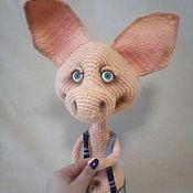Куклы и игрушки ручной работы. Ярмарка Мастеров - ручная работа Фантик. Handmade.