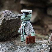 Куклы и пупсы ручной работы. Ярмарка Мастеров - ручная работа Крокодил Остап. Handmade.