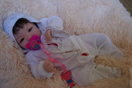 Куклы-младенцы и reborn ручной работы. Ярмарка Мастеров - ручная работа. Купить кукла реборн Шая из молда Шаян. Handmade.