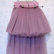 Одежда ручной работы. Ярмарка Мастеров - ручная работа Family look юбки-пачки для мамы и дочки. Handmade.