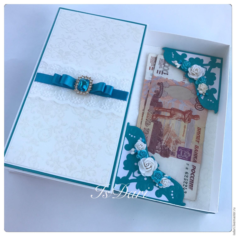 Подарок на свадьбу деньги в конверте 56