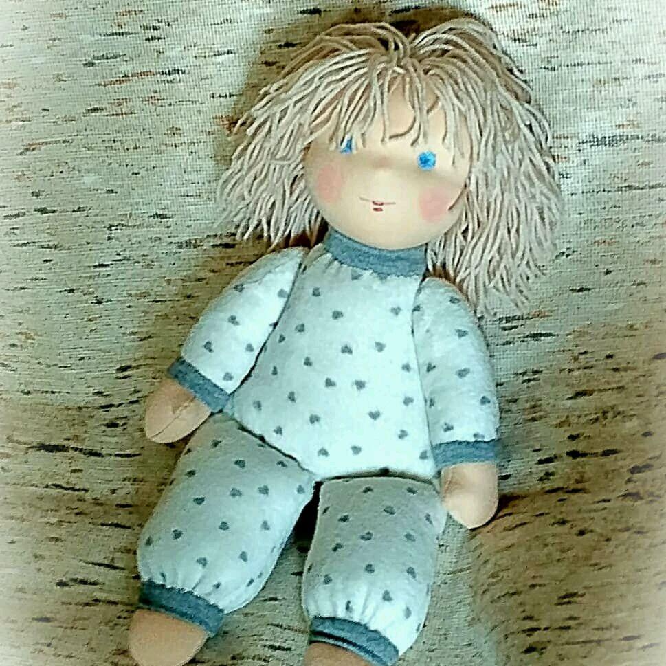 Вальдорфская кукла Ляля, вальдорфская игрушка (резерв), Вальдорфская игрушка, Балахна, Фото №1