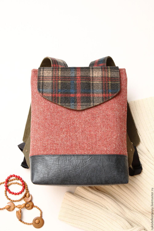 Сумки из ткани и рюкзаки erich krause детские рюкзаки