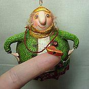 Куклы и игрушки ручной работы. Ярмарка Мастеров - ручная работа Баба  Маня.. Handmade.