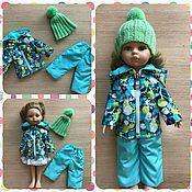 Одежда для кукол ручной работы. Ярмарка Мастеров - ручная работа Одежда на паолу рейна. Handmade.