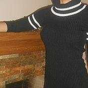 Платья ручной работы. Ярмарка Мастеров - ручная работа Платье лапша. Handmade.