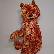 Куклы и игрушки ручной работы. Ярмарка Мастеров - ручная работа Мишка Тедди Виктор. Handmade.