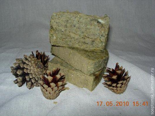 """Мыло ручной работы. Ярмарка Мастеров - ручная работа. Купить Натуральное мыло """"Хвойное"""". Handmade. Мыло с нуля, мыло натуральное"""