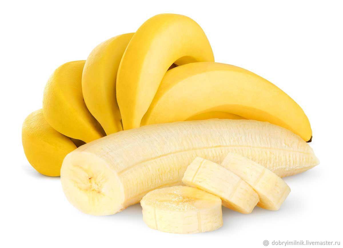 Отдушка Банан для мыла, свечей, бомбочек (США), Материалы, Москва, Фото №1
