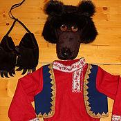 Работы для детей, handmade. Livemaster - original item Bear (costume carnival, theatre). Handmade.