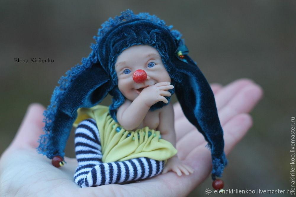 """ Малыш Шут"", Куклы и пупсы, Псков,  Фото №1"