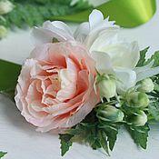 Свадебный салон ручной работы. Ярмарка Мастеров - ручная работа Браслеты для подружек невесты на девичник или свадьбу с папоротником. Handmade.