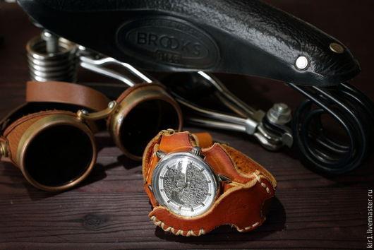"""Часы ручной работы. Ярмарка Мастеров - ручная работа. Купить Часы механические """"Vintage"""". Handmade. Часы ручной работы"""