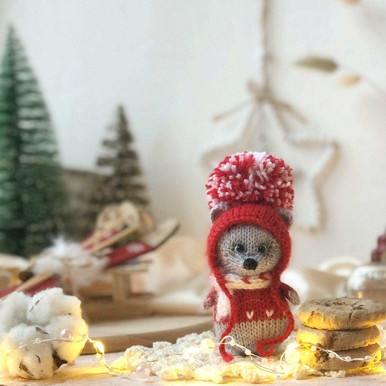 Мышонок Мышка, Мягкие игрушки, Санкт-Петербург,  Фото №1