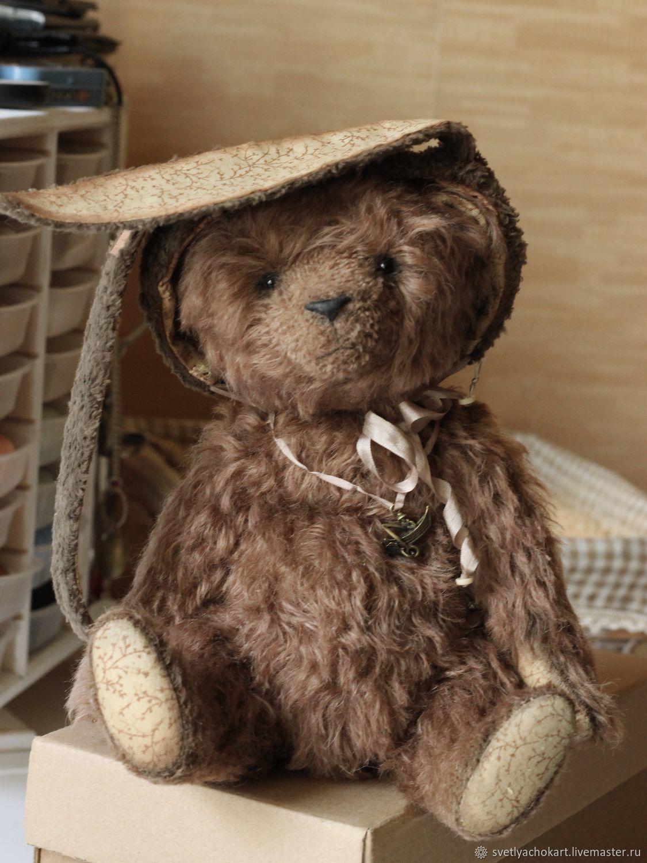 Fedor. Teddy bear, Teddy Bears, Moscow,  Фото №1