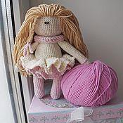 Куклы и игрушки ручной работы. Ярмарка Мастеров - ручная работа куклы ручной работы. Handmade.