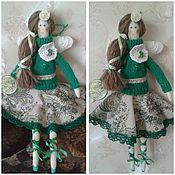 Куклы и игрушки ручной работы. Ярмарка Мастеров - ручная работа Лайма,фея чая с лаймом. Handmade.