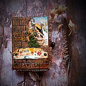 Канцелярские товары ручной работы. Ярмарка Мастеров - ручная работа True original- блокнот ручной работы. Handmade.