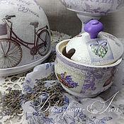 """Для дома и интерьера ручной работы. Ярмарка Мастеров - ручная работа комплект """"Лавандовое счастье"""" (для Ирины). Handmade."""