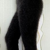 Одежда ручной работы. Ярмарка Мастеров - ручная работа Штаны пуховые теплые. Handmade.