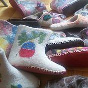 Обувь ручной работы. Ярмарка Мастеров - ручная работа обувь ручной работы. Handmade.