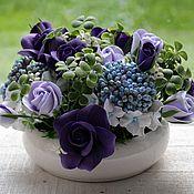 Цветы и флористика handmade. Livemaster - original item Flower, table!. Handmade.