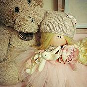 Куклы Тильда ручной работы. Ярмарка Мастеров - ручная работа Кукла интерьерная. Кукла ручной работы.. Handmade.