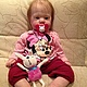 Куклы-младенцы и reborn ручной работы. кукла реборн Кристина. Елена. Ярмарка Мастеров. Волосы, мохер