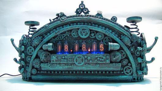 """Часы для дома ручной работы. Ярмарка Мастеров - ручная работа. Купить Часы Каминные """""""". Handmade. Часы ручной работы"""
