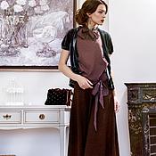 """Одежда ручной работы. Ярмарка Мастеров - ручная работа Юбка из шерсти """"Mood"""". Handmade."""