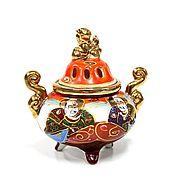 Винтаж handmade. Livemaster - original item Aromatnitsa/incense vessel Japan. Handmade.