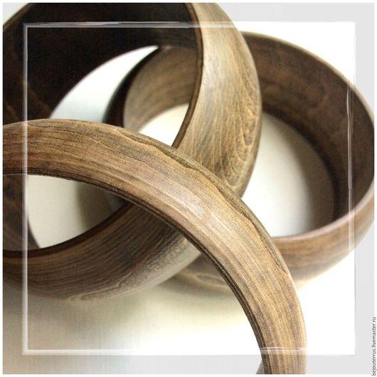 Браслеты ручной работы. Ярмарка Мастеров - ручная работа. Купить Деревянные браслеты RUSTIC STYLE. Handmade. Эко-стиль