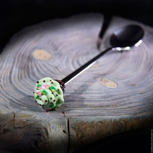 Ложки ручной работы. Ярмарка Мастеров - ручная работа. Купить Ложечки с украшениями. Handmade. Ложка, кухня, сувенир