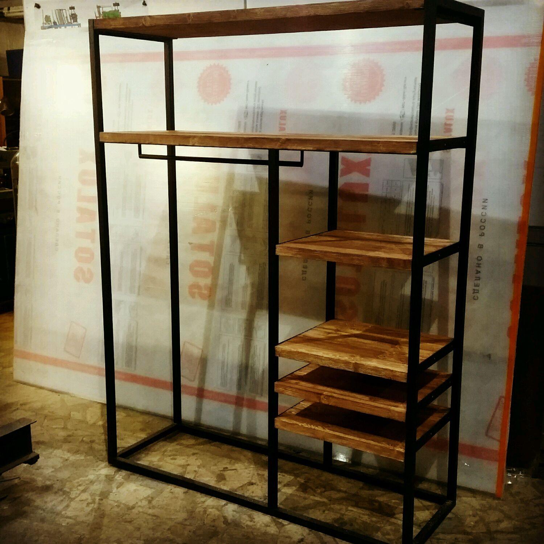 Мебель в стиле лофт : простые идеи для изготовления своими руками 3