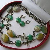 Украшения handmade. Livemaster - original item Beads, earrings