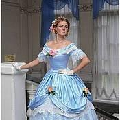 Одежда ручной работы. Ярмарка Мастеров - ручная работа Платье бальное эпохи романтизм. Handmade.