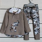 Одежда handmade. Livemaster - original item COSTUMES FOR KIDS. Handmade.