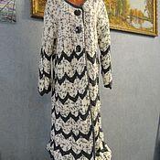 Одежда ручной работы. Ярмарка Мастеров - ручная работа Кардиган вязаный ручной работы. Handmade.