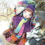 Куклы и игрушки ручной работы. Ярмарка Мастеров - ручная работа Будуарная куколка Ляля.... Handmade.
