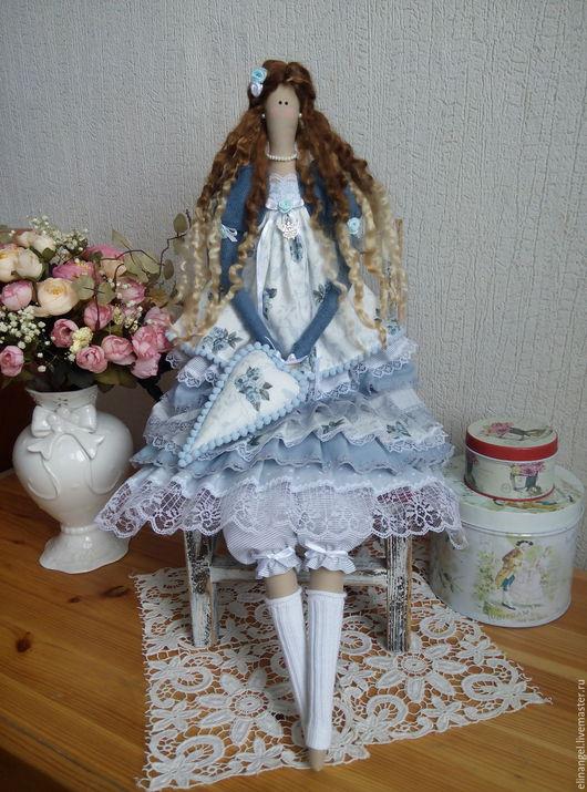 Куклы Тильды ручной работы. Ярмарка Мастеров - ручная работа. Купить Карин кукла тильда ручной работы. Handmade.